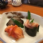 小判寿司 - 赤貝!!