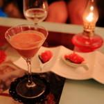バトラーズカフェ - Godiva strauberry ゴディバチョコにストロベリーが入った甘いお酒です