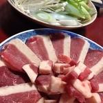 追分 - 鴨鍋 ¥3500