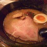 らぁ麺 よつば - しお らぁ麺(\650)