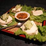 春香伝 - 韓国風ヤッコ