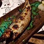 魚問屋 魚きんた - 鰊焼き
