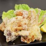 四ツ橋カフェ - コース料理:ソフトシェルクラブ