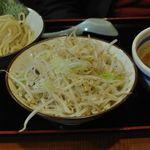 柏大勝軒 - 味噌野菜つけ麺