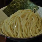 柏大勝軒 - 野菜つけ麺の麺中盛