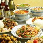 チャオプラヤ - 料理写真:お料理