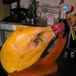 しげんぼう 1-4-6 Bar - スペイン産生ハム、ハモンセラーノ