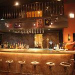 しげんぼう 1-4-6 Bar - バル(1-4-6 Bar):バーカウンター