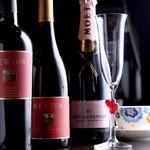 割烹 COPAN - くつろげる大人の時間を演出する『ワイン各種』