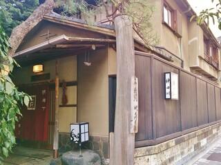 明神下 神田川 本店 - 外観
