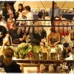 ベースメント 亜米利加橋 - 立食パーティー1