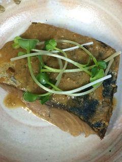 九州まる - 清中家の鯖の糠炊