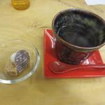 soto - 食後の紅茶 150円