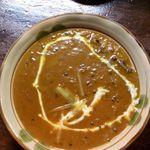 スパイス マジック - ネパール3種の豆カレー