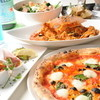 ピッツエリアバール CACTUS D'ORO - 料理写真:カクタスドォーロでは、1人でも多くのお客様の口に合う様に豊富なナポリピッツァの種類をご用意しております。また、その他フードメニューやドリン クメニューも盛り沢山。