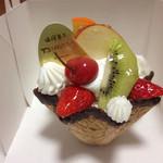 西洋菓子 ツカサ - フルーツタルト