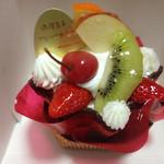 西洋菓子 ツカサ - フルーツたっぷり