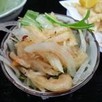 海幸山幸 越中茶屋 - 白えびの南蛮