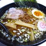 大門 - 醤油ラーメン700円