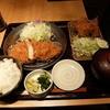 和幸 - 料理写真:ロースかつ御飯1150円+カキフライ3個560円