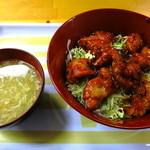 大衆食堂ミッキー - 斉藤丼