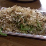 富士宮焼きそばこころ - 豆腐チャンプルー