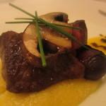 イルメリオ - 中勢以の熟成牛肉のロースト イチボ