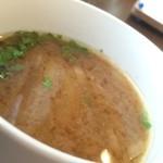 Cafe 5884 - 味噌汁