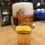 リブハウス オーシャンハウス - えびすビール