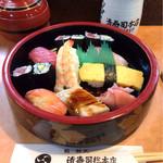 24486095 - 寿司ランチ