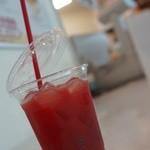 トランジットカフェ イリイ - 料理写真:ブラッドオレンジ