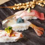 さっぽろ鮨処 海森 - 新鮮な素材を毎日使用!