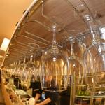 食道楽 - 様々な種類のワインをお楽しみください。