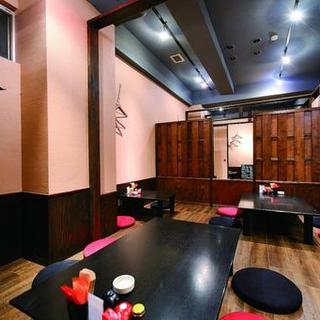 和食とイタリアンの居酒屋。お一人様から、各種宴会など気軽にご利用下さい。