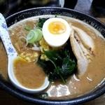 れんげ屋 - 特製味噌ラーメン(780円)