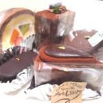メロウレジェンド - チョコレート系をチョイス♪