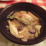 コルシカ - 北海道昆布森産の牡蠣の香草焼き