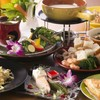 みんなのイタリアン - 料理写真:チーズフォンデュコース