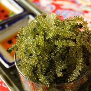 沖縄の味をそのままお届けしたい‼︎「海ぶどう」へのこだわり。
