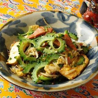 定番の沖縄料理も充実‼︎