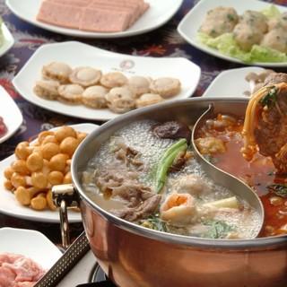 四川料理は健康・美容に良いと評判の料理です。