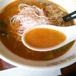 岐阜稲口ゴルフ倶楽部 レストラン - スープ