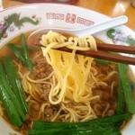 天宝 - ストレート中太麺