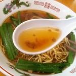 天宝 - スープ