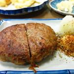 ますのや天ぷら店 - 和風つくね420円
