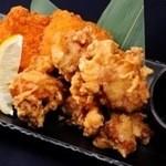 炙り家 - 自慢の「若鶏の唐揚げ」