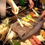 炙り家 - 【歓送迎会】全品食べ放題+飲み放題120分4980円→4,480円