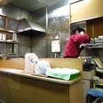 """ますのや天ぷら店 - 店内も""""味""""ありまくり!"""