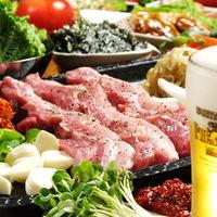 サムギョプサルや - サムギョプサルをメインとした韓国屋台料理も豊富!
