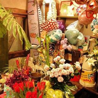 サプライズの花束、ご用意できます!ご相談下さい。